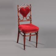 Реставрация антикварного стула