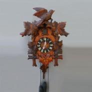 Реставрация часов с кукушкой