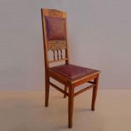 Реставрация старинного стула