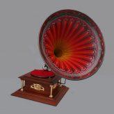 Реставрация старинного граммофона