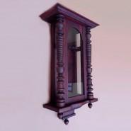 Реставрация корпуса антикварных часов