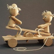Изготовление игрушек из дерева своими руками