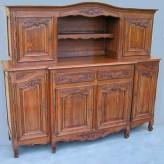Реставрация книжного шкафа