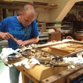 Реставрация мебели — особенности профессии