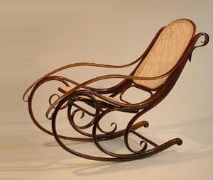 "кресло ""Тонет"" начало 20 века"