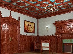 Готическая мебель в современном исполнении