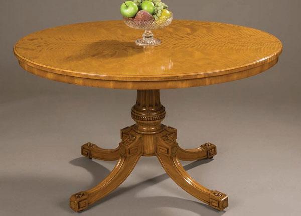 Антикварный стол середины 19 века