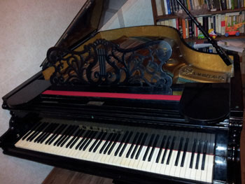 рояль шредер