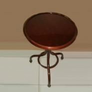 Реставрация венского столика «Тонет»