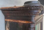 Реставрация аптечки середины 19 века