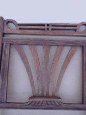 Реставрация антикварного кресла конца 19 век