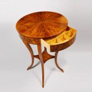 Основные принципы современной реставрации деревянной и фанерованной мебели.