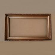 Реставрация багета (рама для картины)