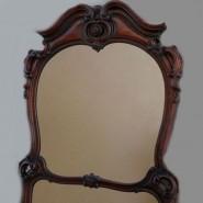 Реставрация антикварного зеркала