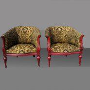 Реставрация кресла