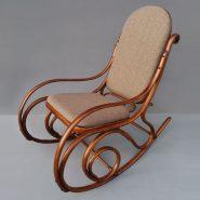 Реставрация кресла-качалки