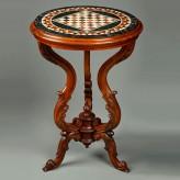 Реставрация стола с мраморной столешницей
