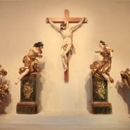 Полихромные скульптуры Иоанна Георга Пинзеля уже в Лувре