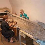 В Новгороде завершается восстановление древнего судна