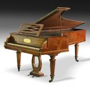 История создания фортепиано
