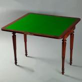 Реставрация стола ломберного