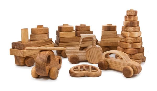 Деревянные игрушки в Харкьове