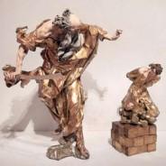 Полихромная скульптуры Иоанна Георга Пинзеля