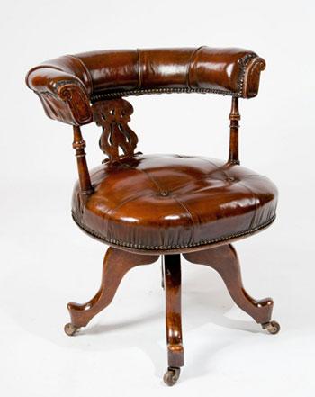 перетяжка старинного стула