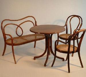 """набор мебели """"Братья Тонет"""""""