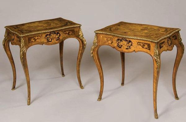 ломберные столы начало 19 века