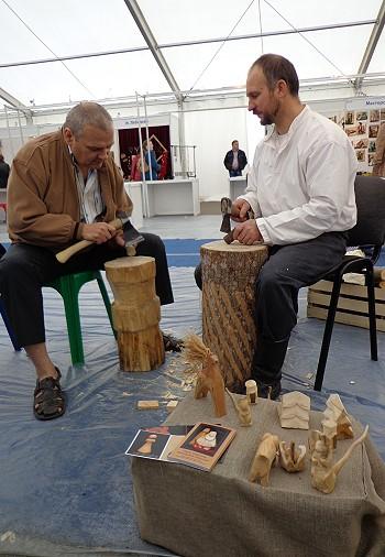 Изготовление деревянных игрушек