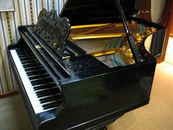 рояль беккер